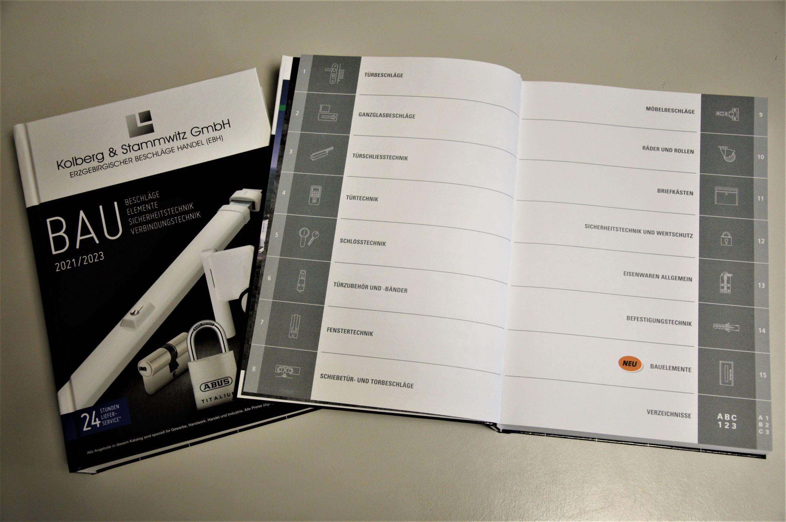 BAU Katalog